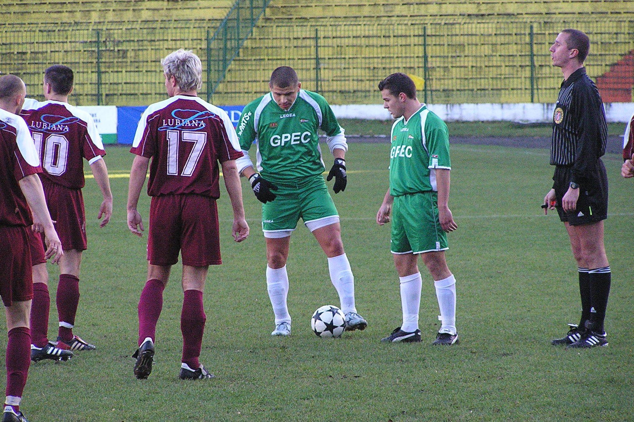 Lechia - Kaszubia, 2004/05