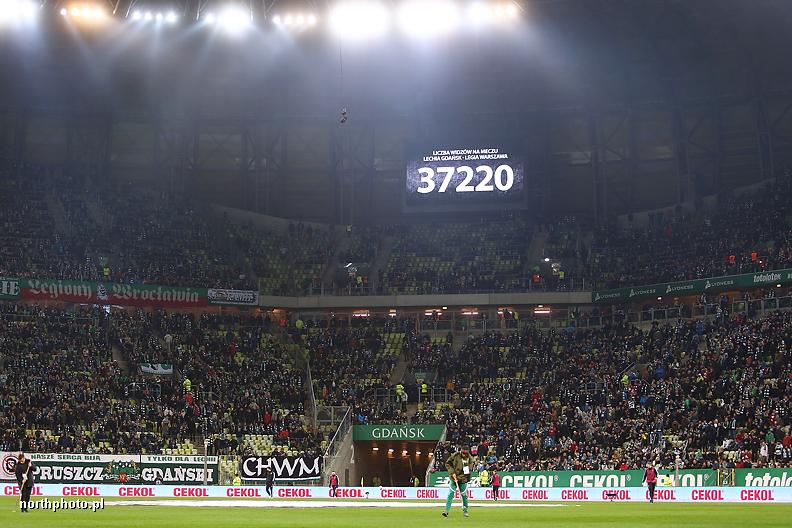 Frekwencja kibice stadion