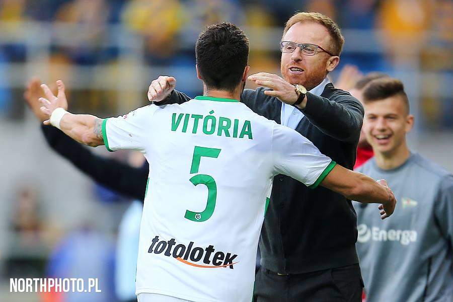 Steven Vitoria, Piotr Stokowiec