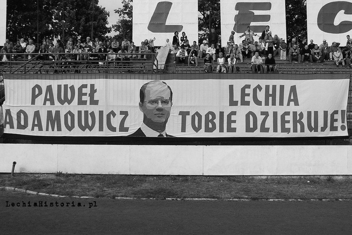 Paweł Adamowicz flaga