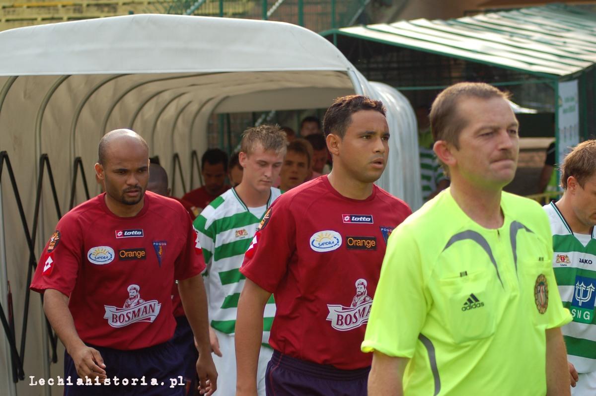 Lechia - Pogoń 2006. r. Puchar Polski