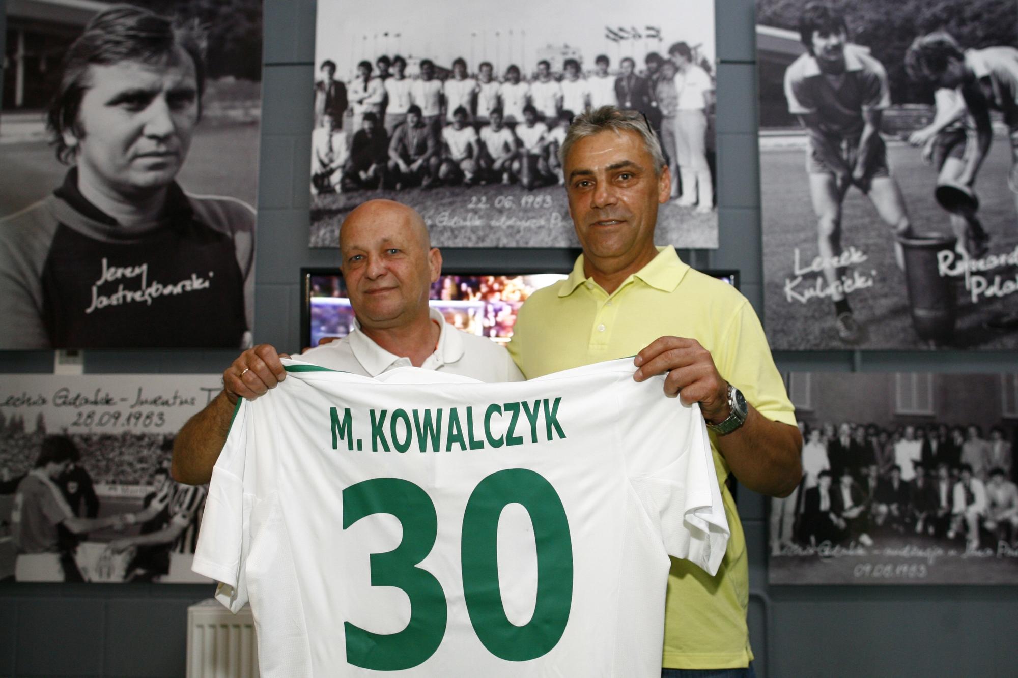 Marek Kowalczyk i Zbigniew Zalewski