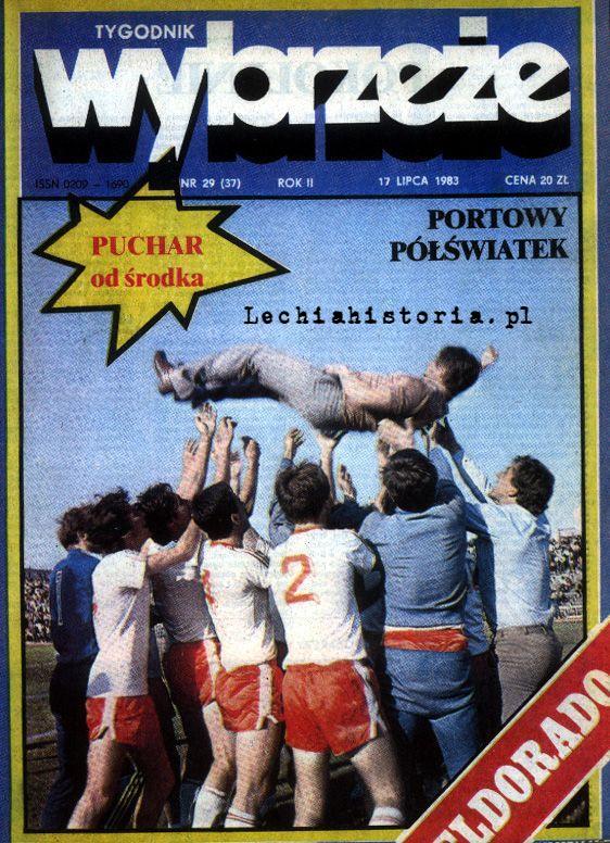 Puchar Polski dla Lechii - Tygodnik Wybrzeże