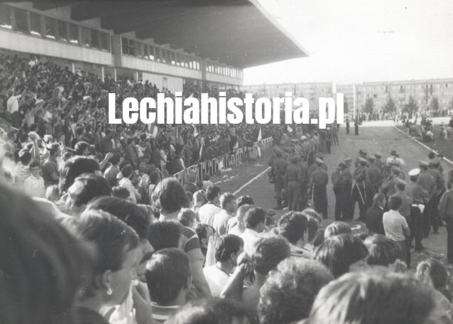 Kibice - Puchar Polski 1983