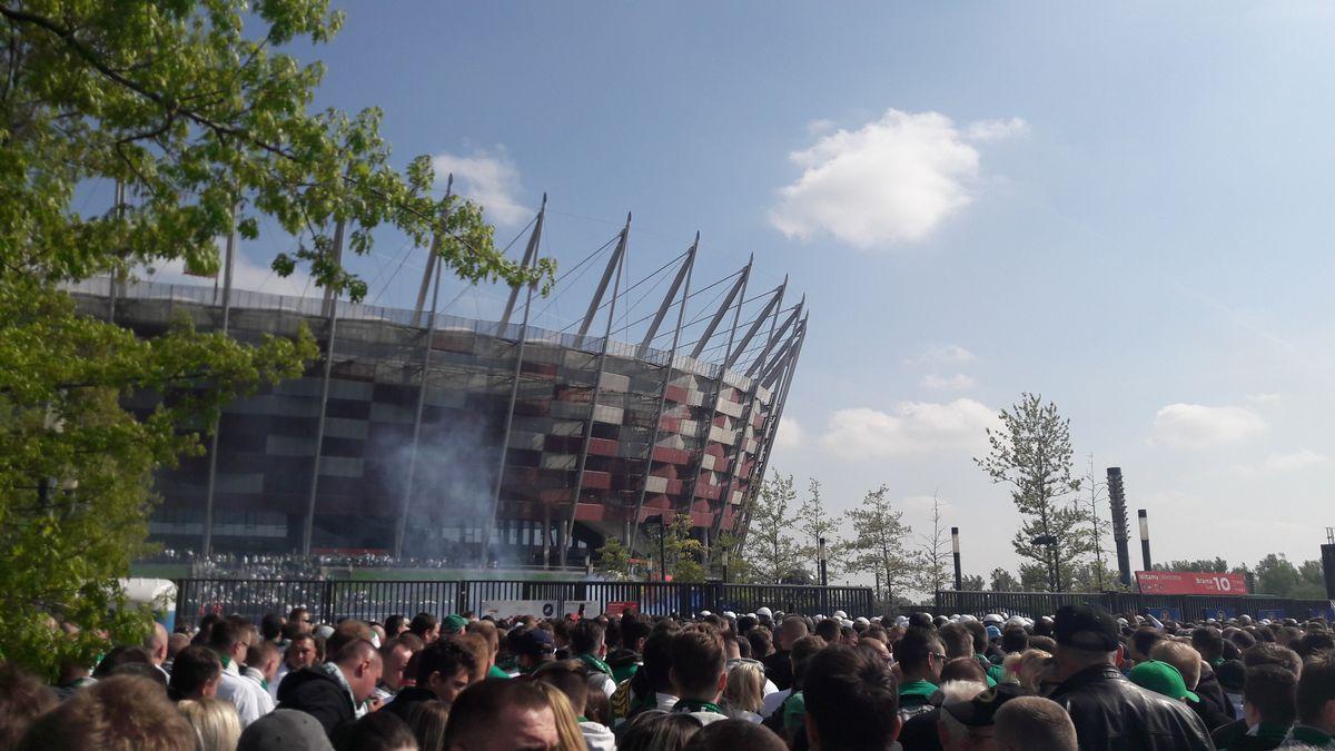 Stadion Narodowy brama nr 10