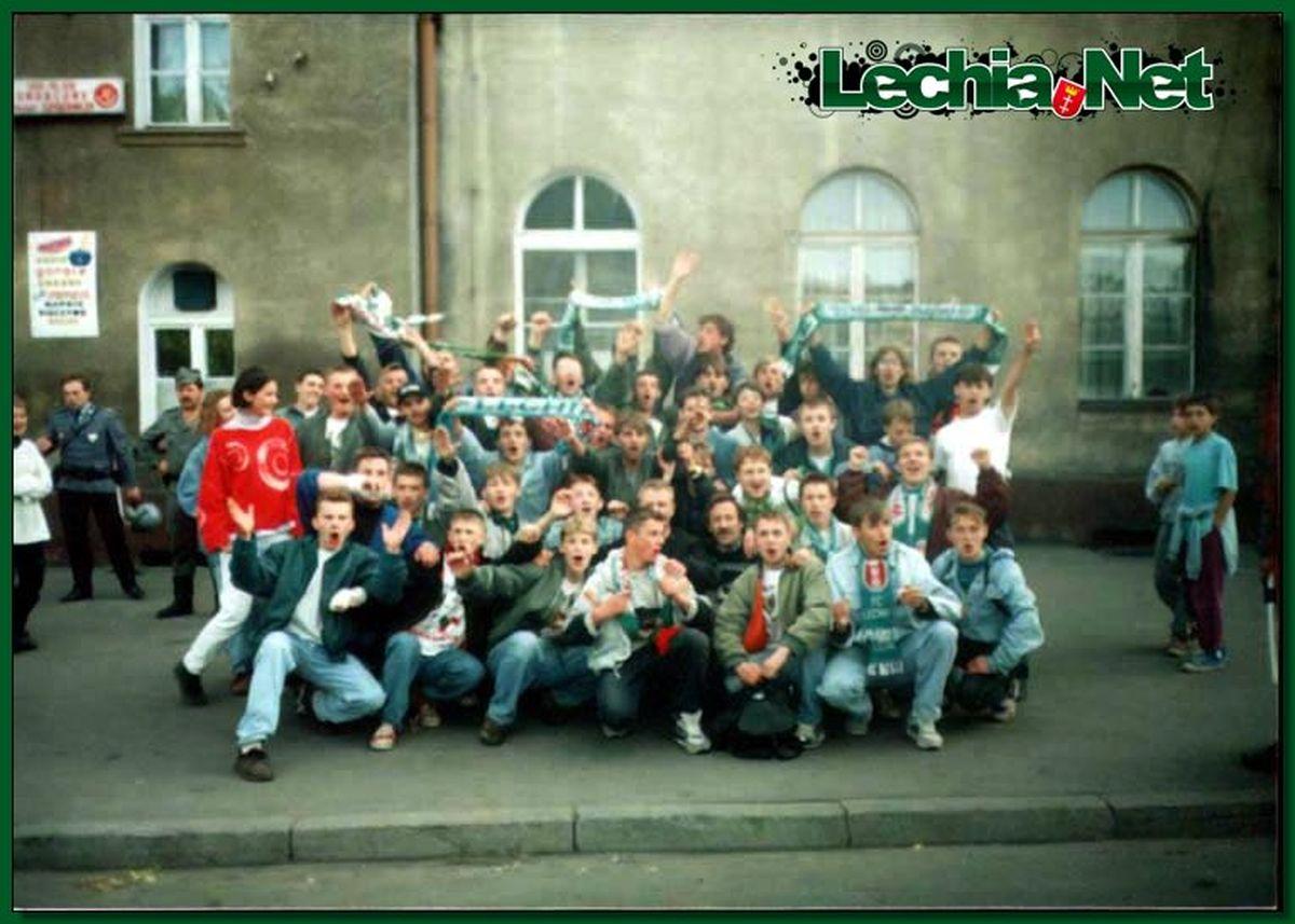 Lechia Dzierżoniów - Lechia Gdańsk 0:1, 1994