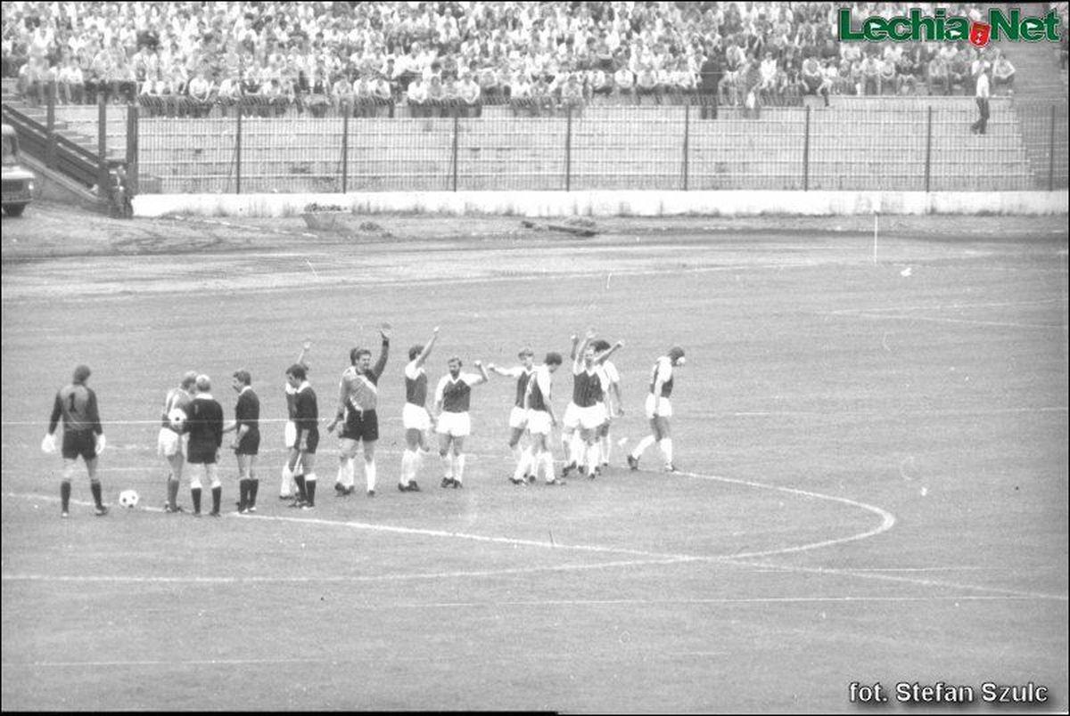 Lechia – Ruch Chorzów 2:1 – baraże o utrzymanie w I lidze