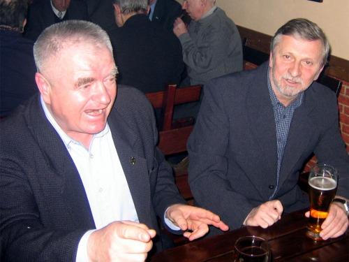 Marian Geszke i Zdzisław Puszkarz