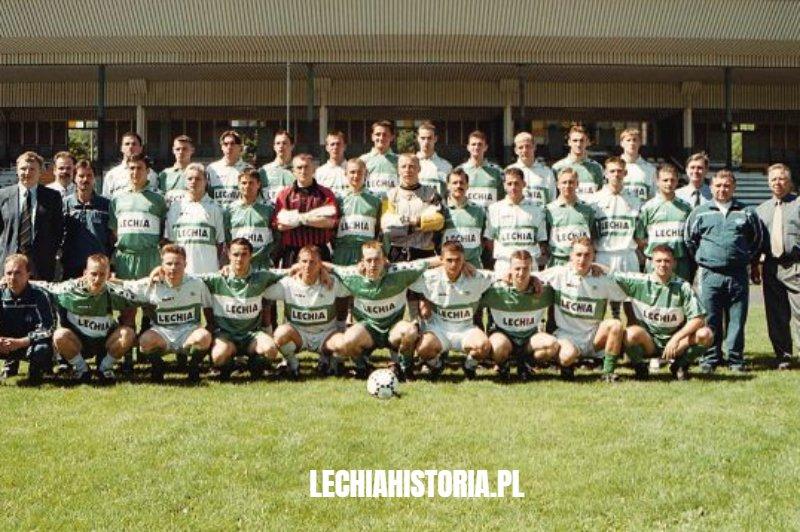 Lechia Gdańsk - kadra jesień 1999